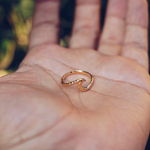 WAVE | 24K GOLD PLATED - JewelryLab