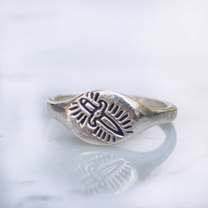 Killing Me Softly XS Minimal Ring | 925 Sterling Silver - JewelryLab