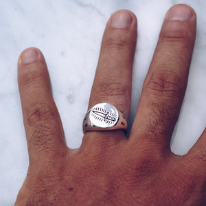 KILLING ME SOFTLY RING | 925 STERLING SILVER - JewelryLab