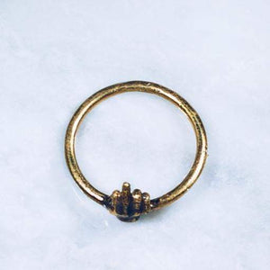 BEST WISHES RING | 24K GOLD PLATED - JewelryLab