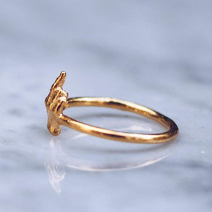 BEST WISHES RING | 14K GOLD - JewelryLab