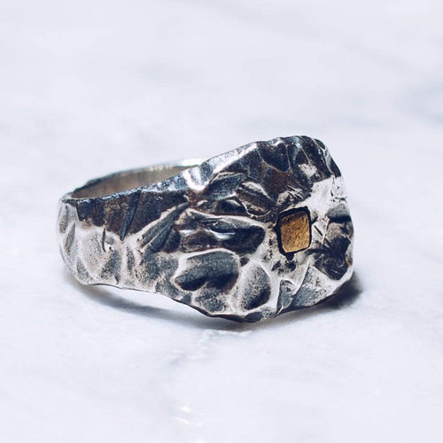 ANCIENT OF DAYS RING | 925 STERLING SILVER - JewelryLab