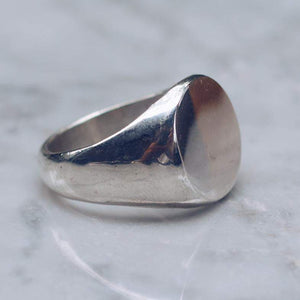 MINIMAL RING | 925 STERLING SILVER - JewelryLab
