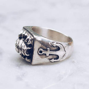 OCEAN ELEMENTS RING | 925 STERLING SILVER - JewelryLab