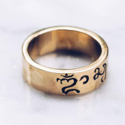 BALINESE RING | BRASS - JewelryLab
