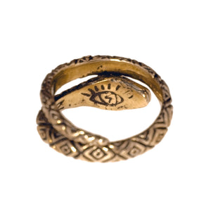 ATHENA RING | BRASS - JewelryLab