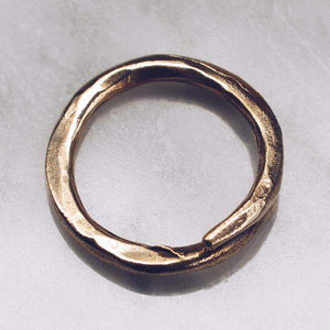 DEEP WATER RING | BRASS - JewelryLab