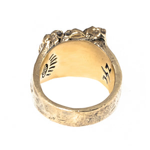 PROTECTION RING | BRASS