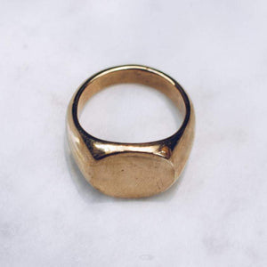 MINIMAL RING | BRASS - JewelryLab