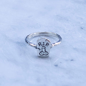 RIP RING | 925 STERLING SILVER - JewelryLab