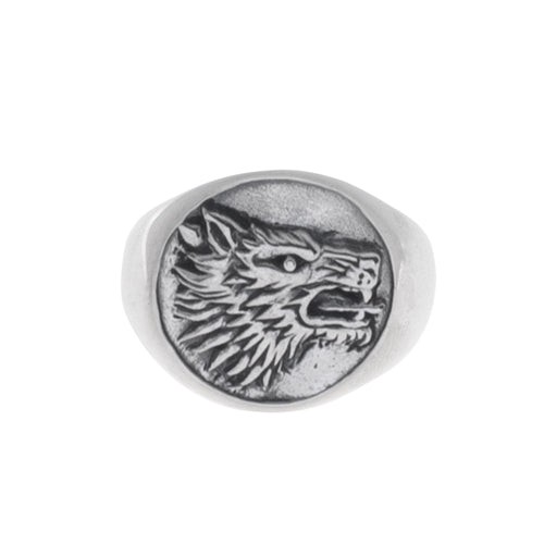 WOLF RING | 925 STERLING SILVER - JewelryLab