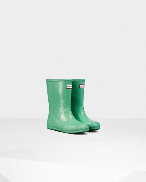 "Hunter Boots Kids First Classic ""Sea Noodle"""