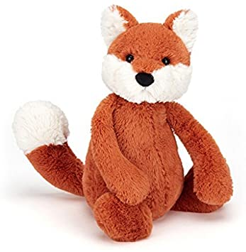 Jellycat Bashful Fox