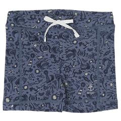 "Wheat Swim shorts Ulrik ""Flinstone Sealife"""