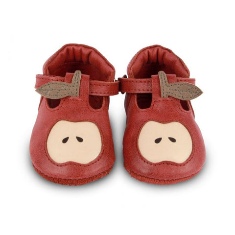 "Donsje Nano leather sandals  ""Apple"""