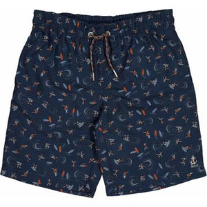 "Wheat Hansi Swim Shorts ""Marina Surf"""