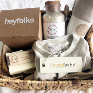 Baby Gift Box- Neutral