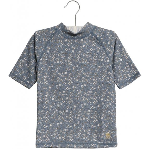 "Wheat Swim T-Shirt ""Flinstone Flower"""