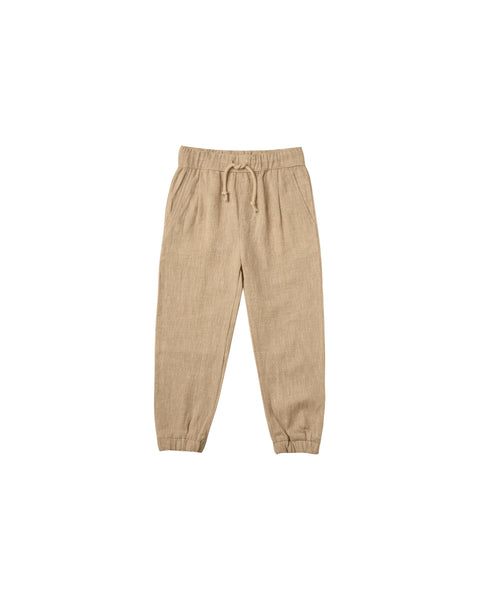 "Rylee and Cru Beau Pant ""Almond"""