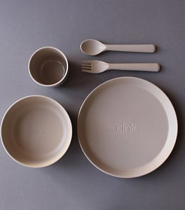 "Cink Child Dish Set ""Fog"""
