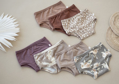 "Jax and Lennon Undies ""Fawn"""