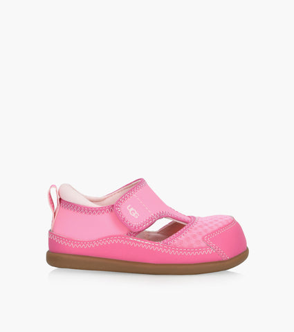 "Ugg Delta Closed-Toe Sandal ""Pink"""