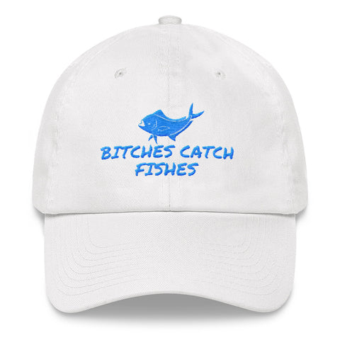 Bitches Catch Fishes Mahi Mahi Hat