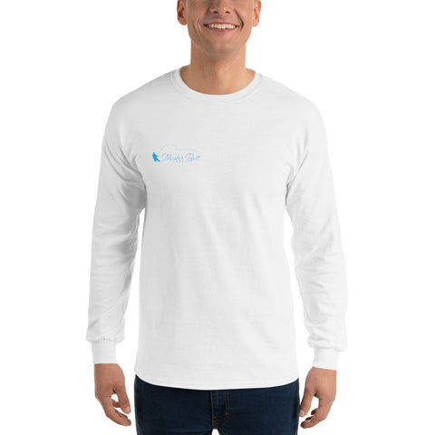 Rod Tip In The Ice Hole Long Sleeve T-Shirt