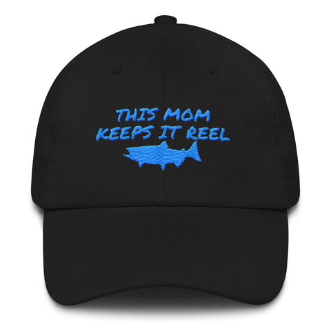 This Mom Keeps It Reel Hat