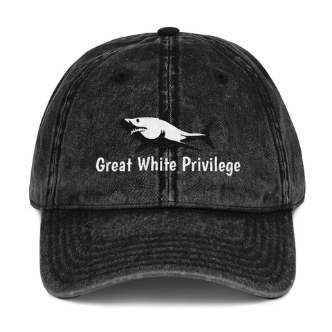 Great white Privilege