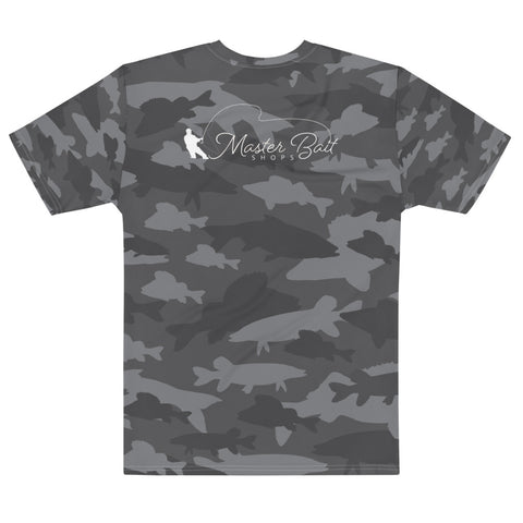 Fish Camo Logo Men's T-shirt