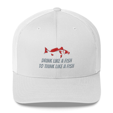 Drink Like A Fish Redfish