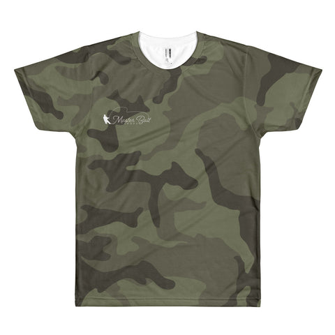 Pull Out Game Strong Camo Short sleeve men's t-shirt