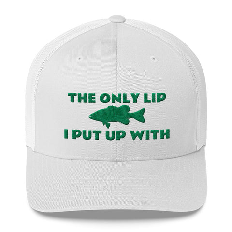 The Only Lip Trucker Hat
