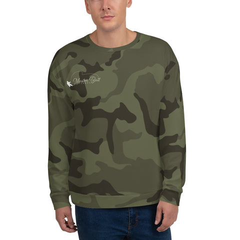 Pull Out Game Strong Camo Sweatshirt