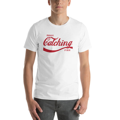 Enjoy Catching Fish T-Shirt