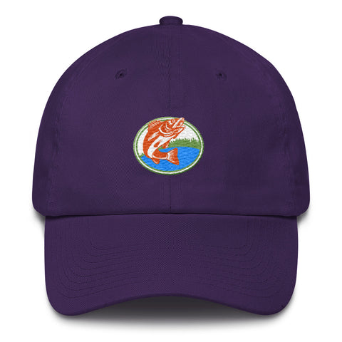 Walleye Dad hat