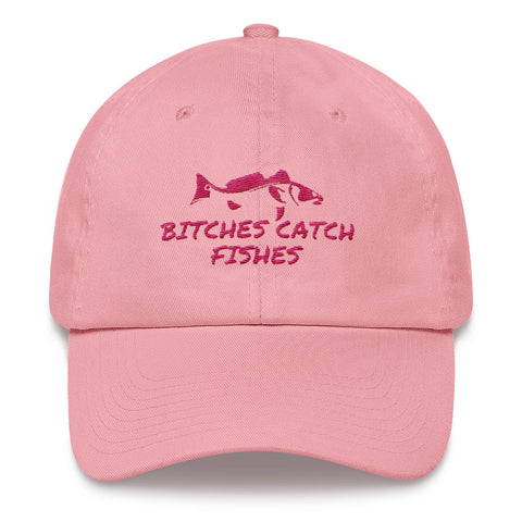 Bitches Catch Fishes Redfish Hat