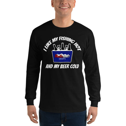 MBS Cooler Men's Long Sleeve Shirt