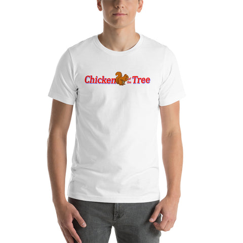 Chicken Of the Tree Short-Sleeve Unisex T-Shirt