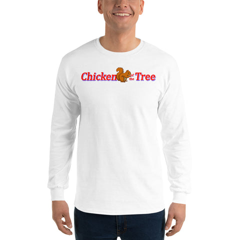 Chicken of The Tree Men's Long Sleeve Shirt
