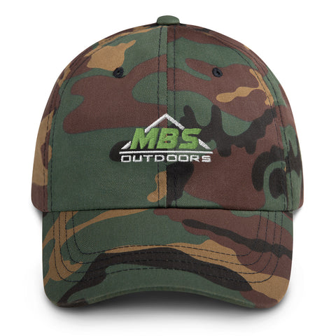 MBS Outdoors Dad hat