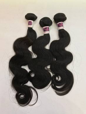 Brazilian Loose Bodywave Bundle 24