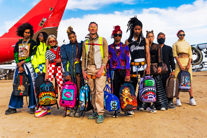 SPRAYGROUND Launches It's Biggest Collection Ever