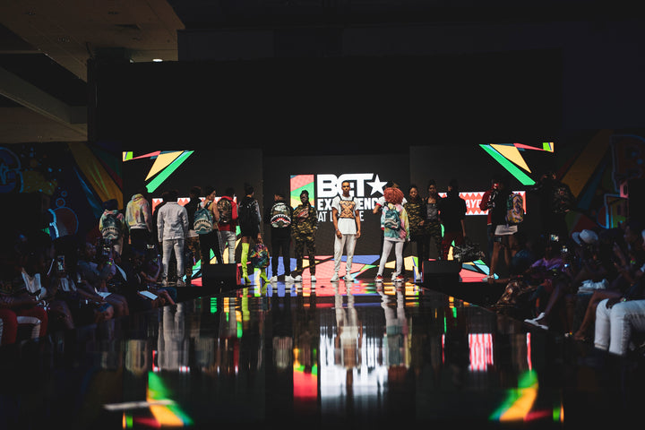 Sprayground At the BET Experience + BET Awards