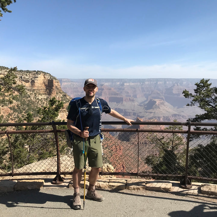 Sprayground Illustrator Andrew Colaprete's Experience at the Grand Canyon