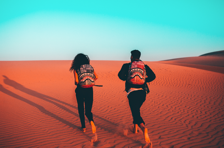 Celebrate Sprayground's Middle East Launch With An All New Arabia Capsule!