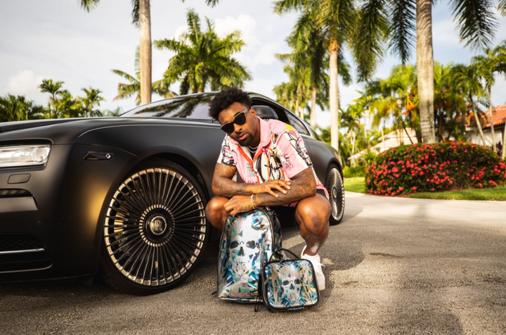 SPRAYGROUND AND NFL STAR JARVIS LANDRY COLLABORATE ON LIMITED EDITION BACKPACK AND SNACK PACK COLLECTION