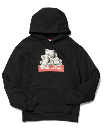 SPRAYGROUND- BIG STACKS HOODIE APPAREL