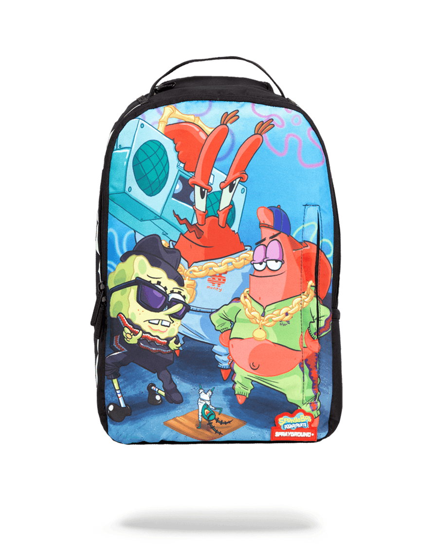 SPRAYGROUND- SPONGEBOB PANT BOYZ BACKPACK